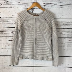 The Limited size Extra Small Gray Sweater